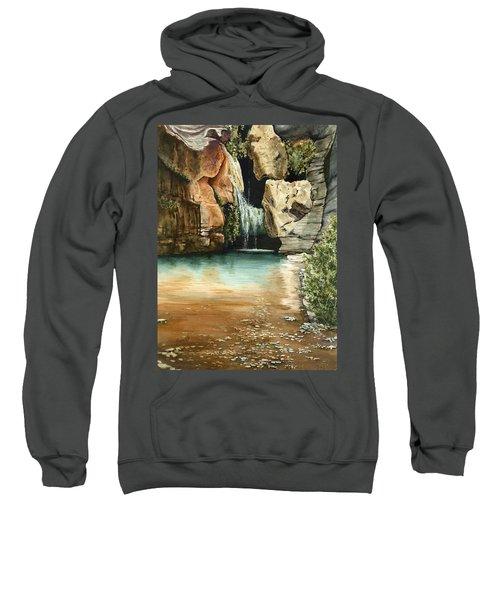 Green Falls II Sweatshirt