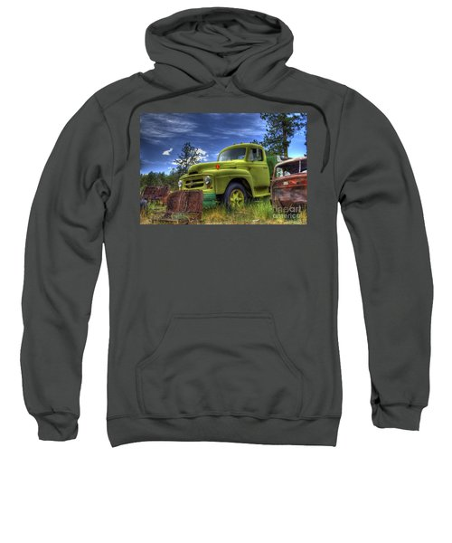 Green International Sweatshirt