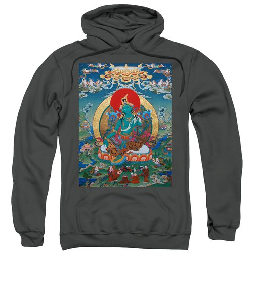 Green Tara Sweatshirt