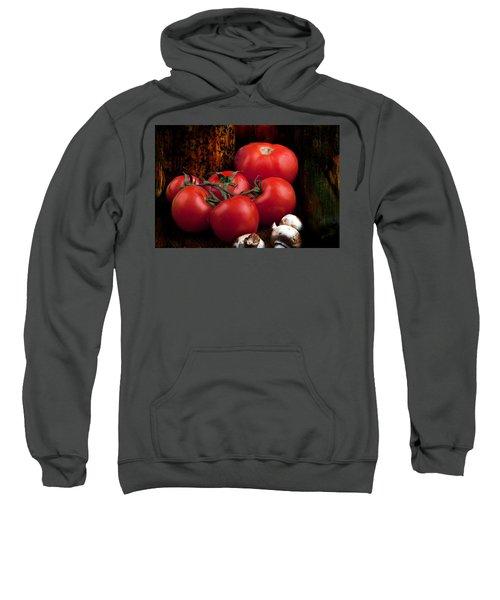 Group Of Vegetables Sweatshirt