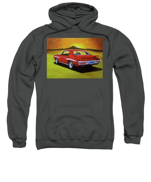Gto 1971 Sweatshirt