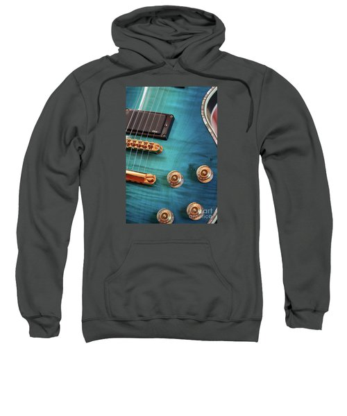Guitar Blues Sweatshirt