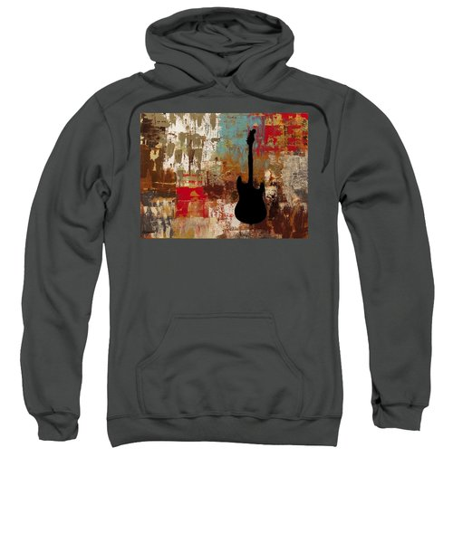 Guitar Solo Sweatshirt