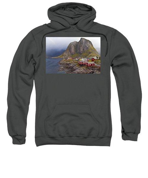 Hamnoy Rorbu Village Sweatshirt