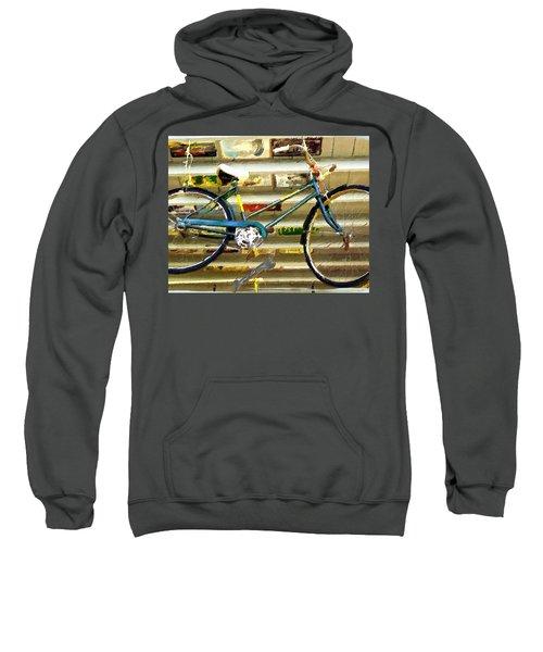 Hanging Bike Sweatshirt
