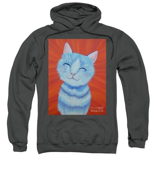 Happy Cat Sweatshirt