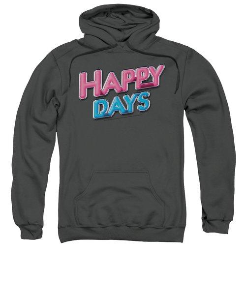 Happy Days - Happy Days Logo Sweatshirt