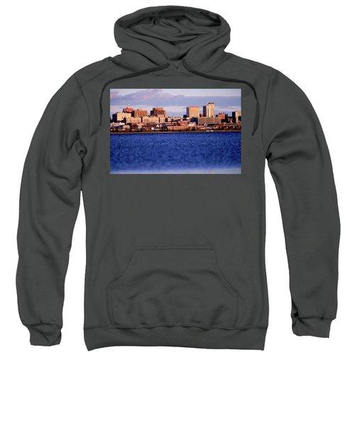 Harbor And Skyline Sweatshirt