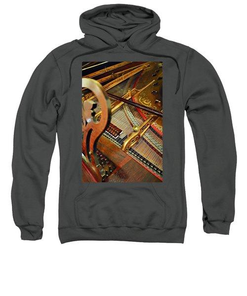 Harpsichord  Sweatshirt