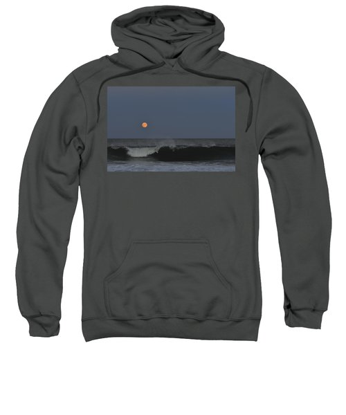 Harvest Moon Seaside Park Nj Sweatshirt