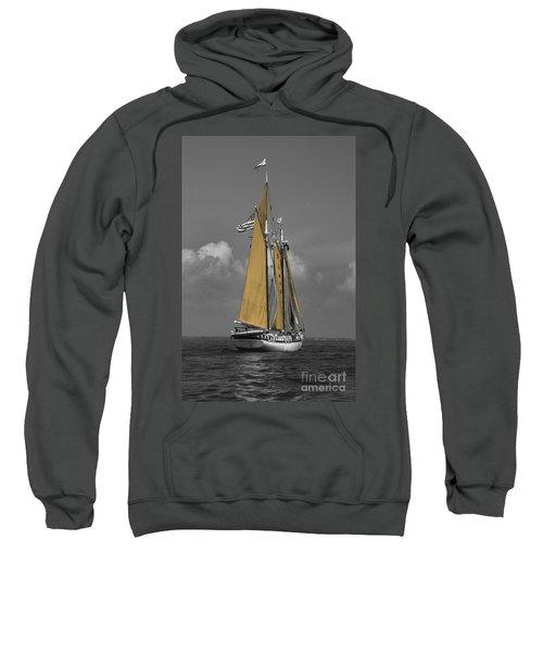 Harvey Garmage Tall Ship Sweatshirt