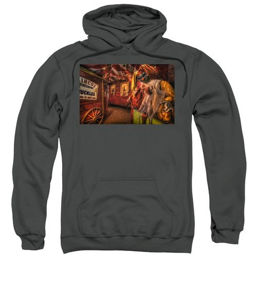 Haunted Circus Sweatshirt