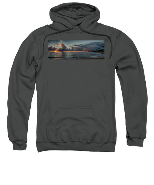 Hauula Sunrise Panorama Sweatshirt