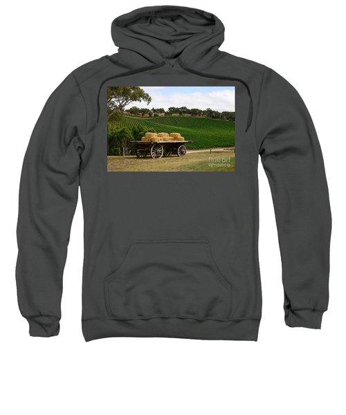 Hay Wagon Sweatshirt