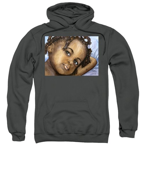 Nigerian Eyes Sweatshirt