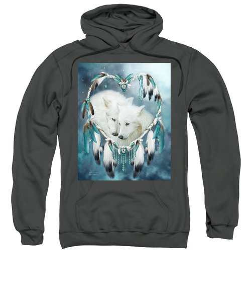 Heart Of A Wolf Sweatshirt