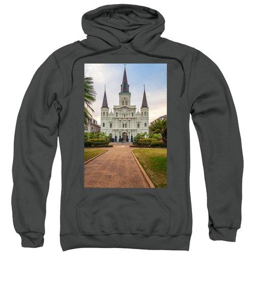 Heart Of The French Quarter Sweatshirt
