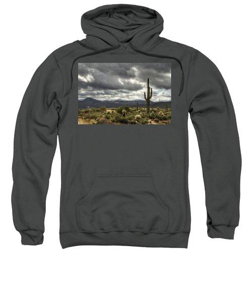 Heavenly Desert Skies  Sweatshirt