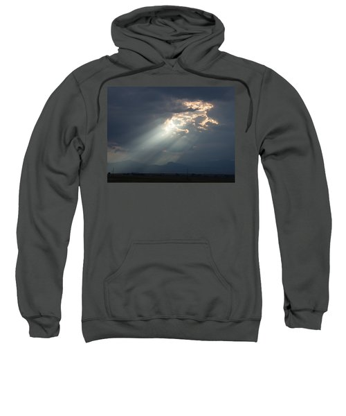 Heavenly Rays Sweatshirt