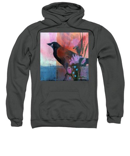 Hello Crow Sweatshirt