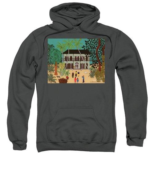 Hemingways House Key West Florida Sweatshirt