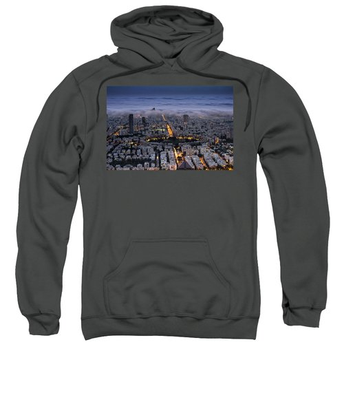 Here Comes The Fog  Sweatshirt
