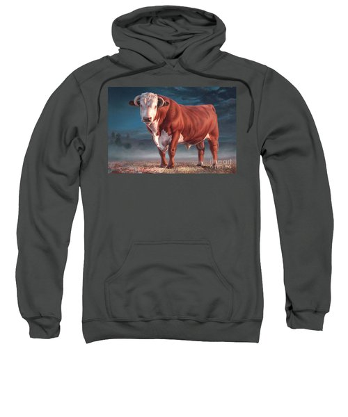 Hereford Bull Sweatshirt