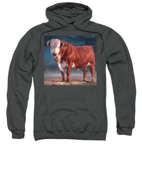 Hereford Bull Sweatshirt