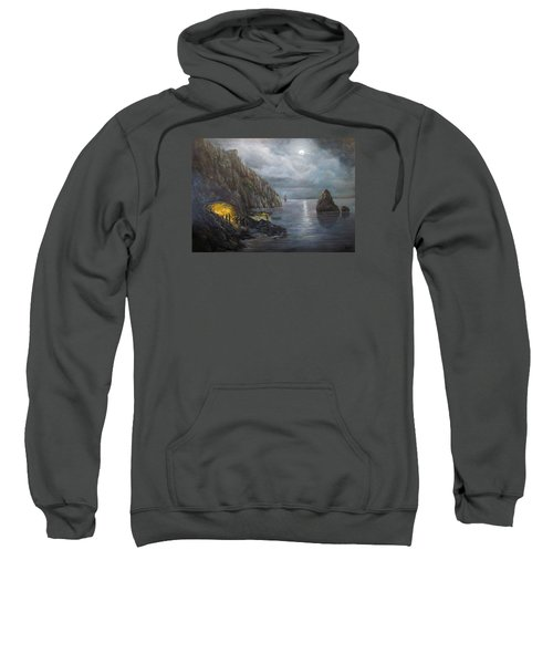 Hiding Treasure Sweatshirt
