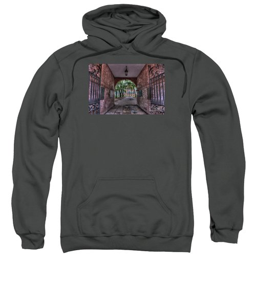 Higher Education Tunnel Sweatshirt