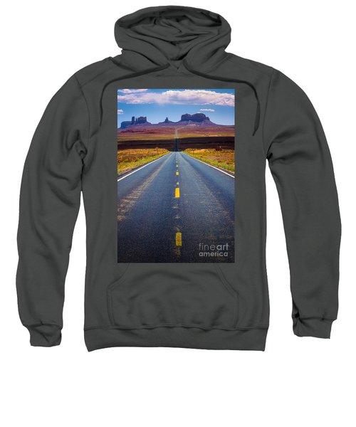 Highway 163 Sweatshirt