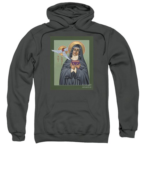 St. Hildegard Of Bingen 171 Sweatshirt