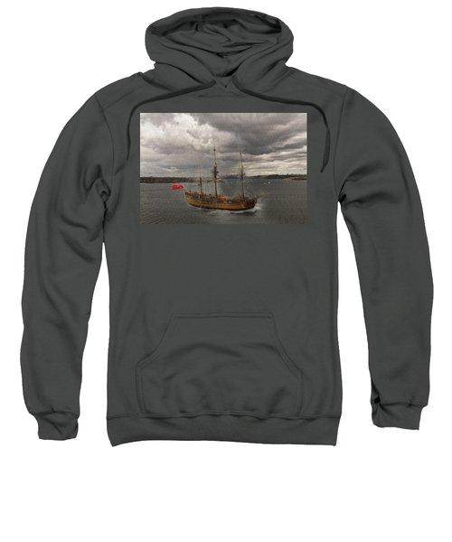 Hmb Endevour Sweatshirt by Miroslava Jurcik