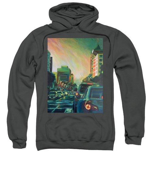 Hollywood Sunshower Sweatshirt