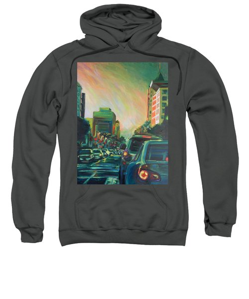 Hollywood Sunshower Sweatshirt