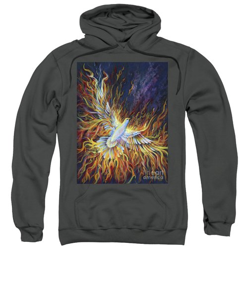 Holy Fire Sweatshirt