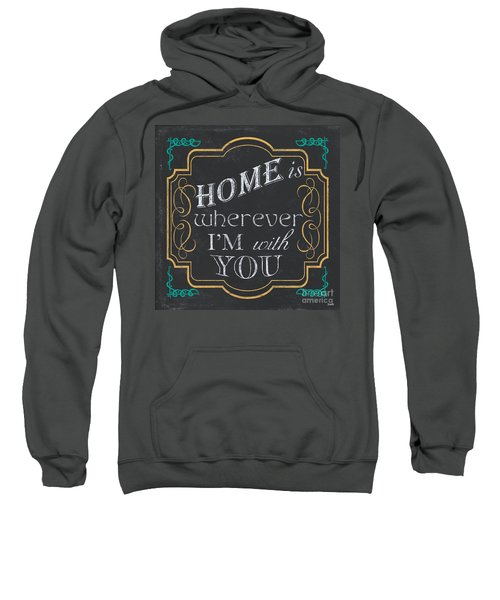 Home Is... Sweatshirt