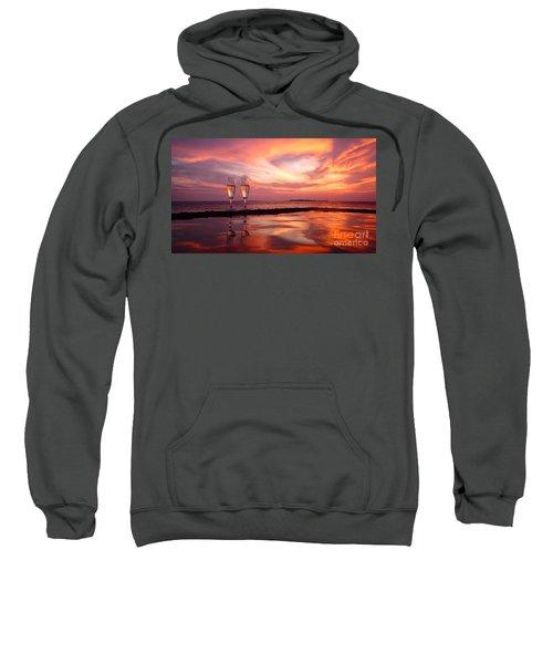 Honeymoon - A Heart In The Sky Sweatshirt