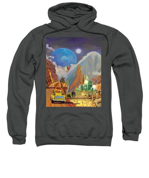Honeymoon In Oz Sweatshirt