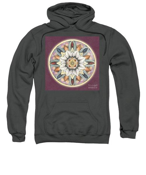 Honor Mandala Sweatshirt