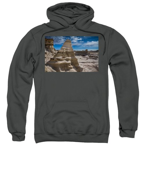 Hoodoo Rock Formations Sweatshirt