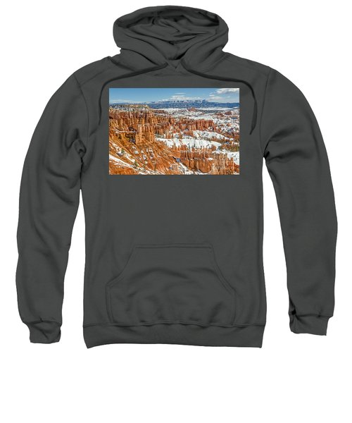 Hoodoos At Sunset Point Sweatshirt