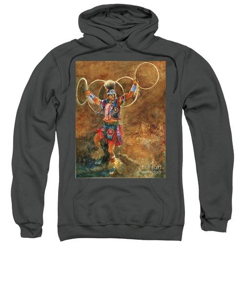 Hopi Hoop Dancer Sweatshirt