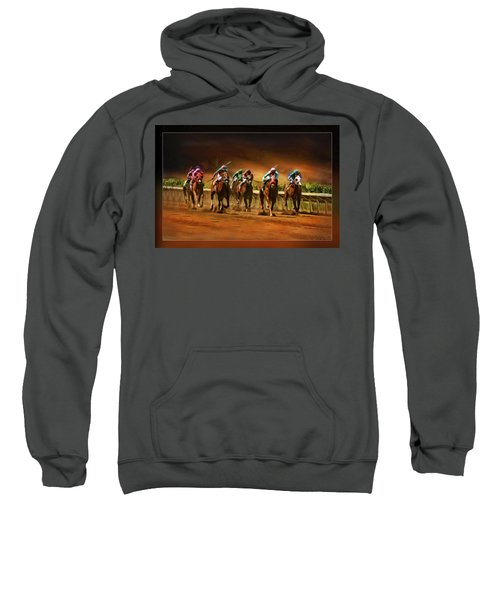 Horse's 7 At The End Sweatshirt