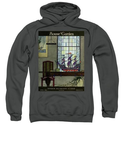 House And Garden Sweatshirt