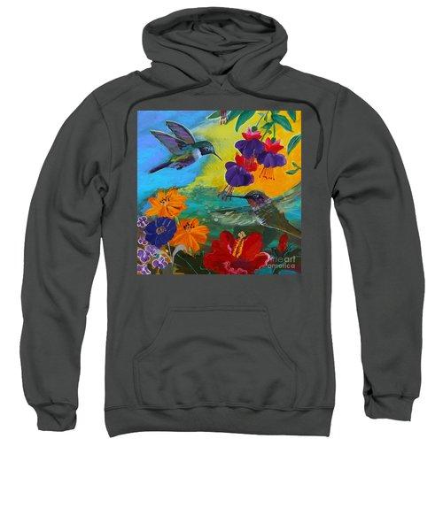 Hummingbirds Prayer Warriors Sweatshirt