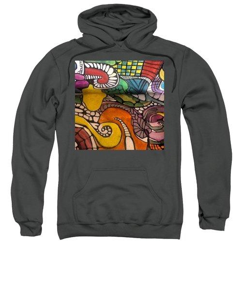 Life Is Better In Color Sweatshirt