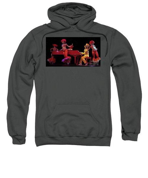 I Love Rock And Roll Music Sweatshirt