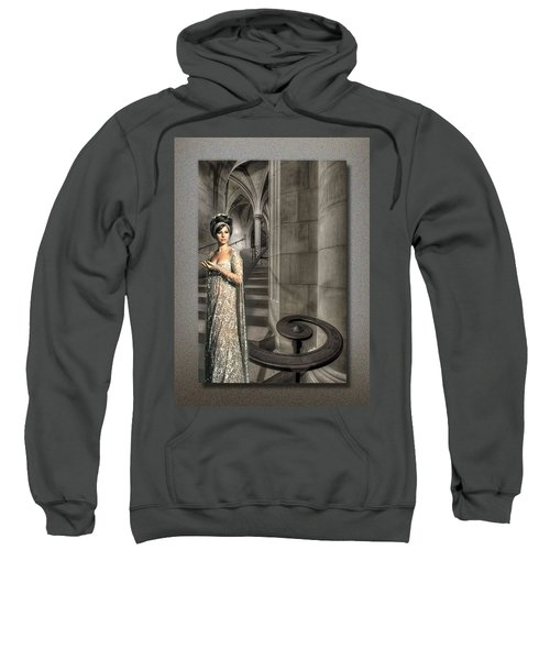 I Wonder As I Wander Sweatshirt