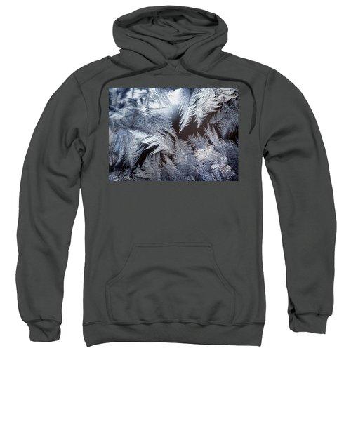 Ice Crystals Sweatshirt